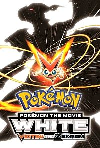 Pokemon The Movie: White - Victini And Zekrom לצפייה ישירה